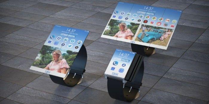 smartwatch IBM