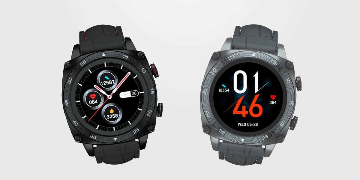 smartwatch cubot c3 características
