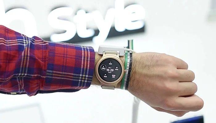 smartwatch lg creado con google