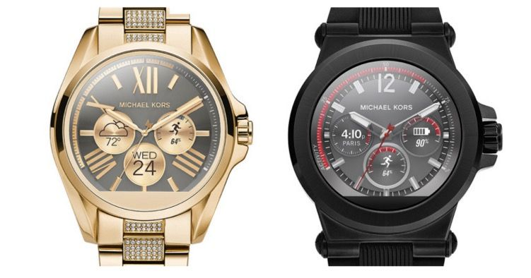 smartwatch michael kors android wear