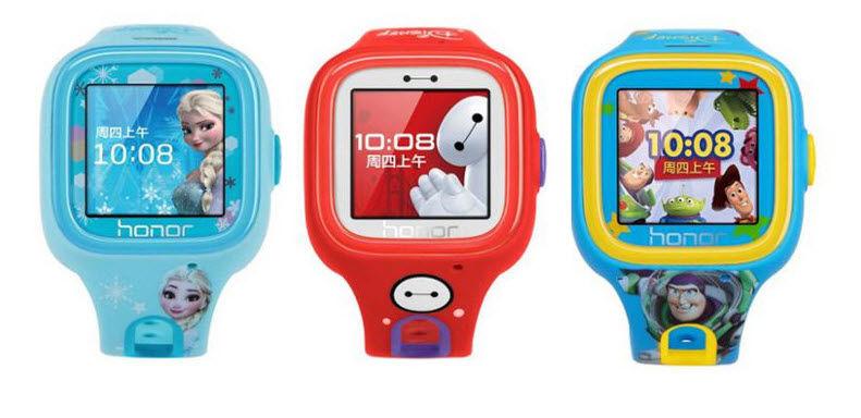 smartwatch para niños Honor k-way3