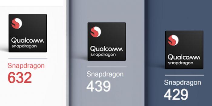 snapdragon 632 439 429
