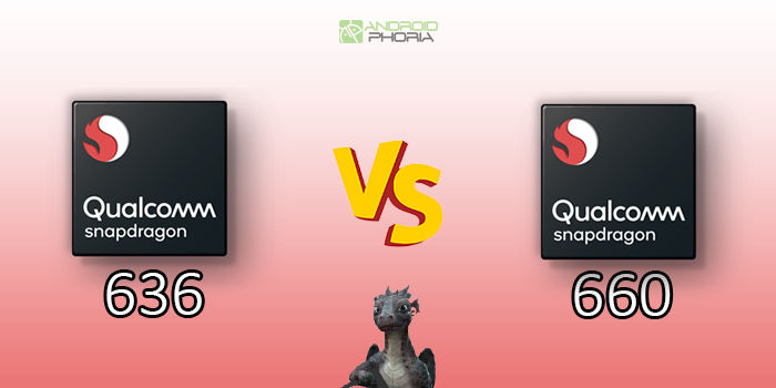 snapdragon 636 vs 660 mejor procesador gama media