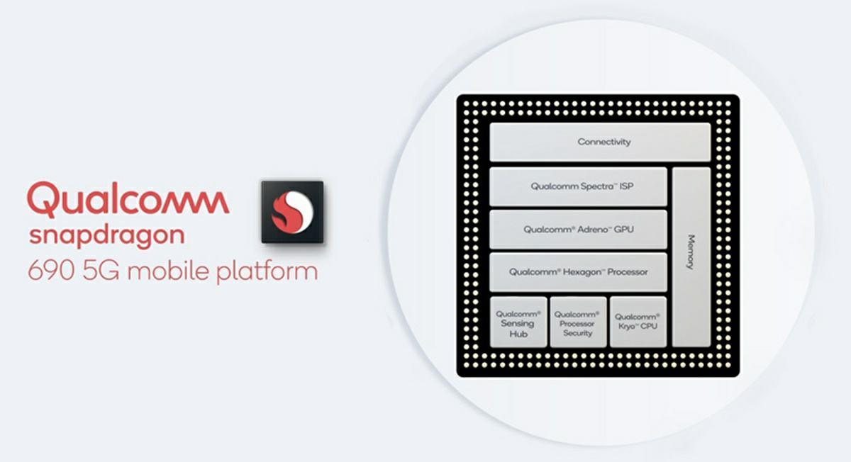 snapdragon 690 5g tecnologia y caracteristicas