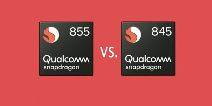 snapdragon 855 vs snapdragon 845