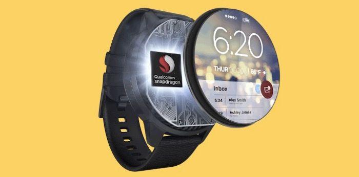 snapdragon wear 2100 toda la informacion