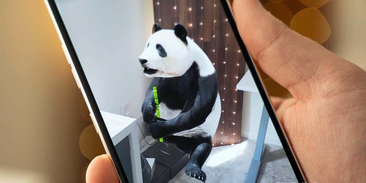 solucion animales 3d de google no funcionan