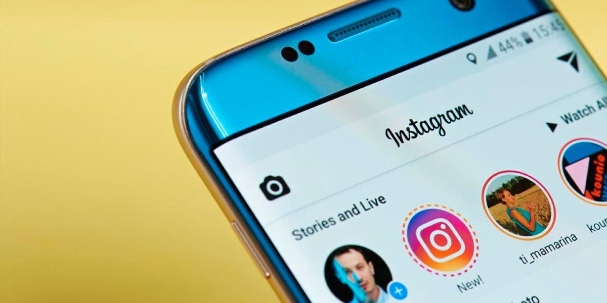 solucion error instagram stories