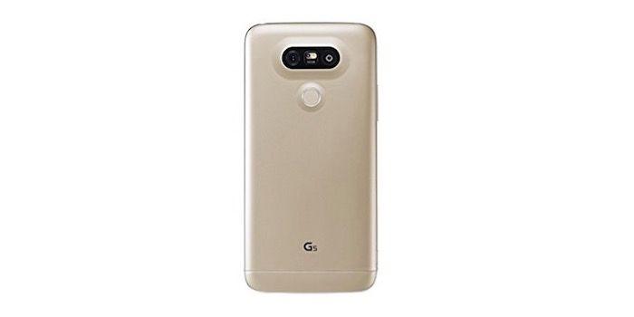 solucionar problemas con la camara del LG G5