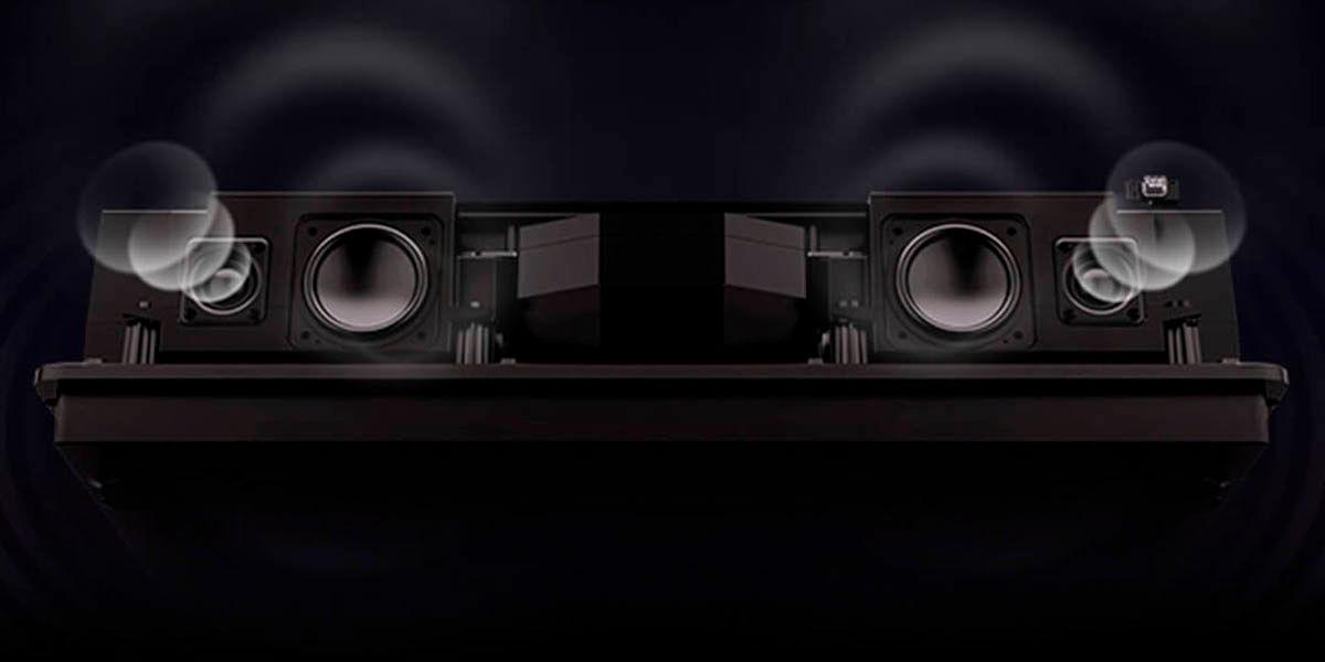 sonido Fengmi 4K Cinema Pro Laser