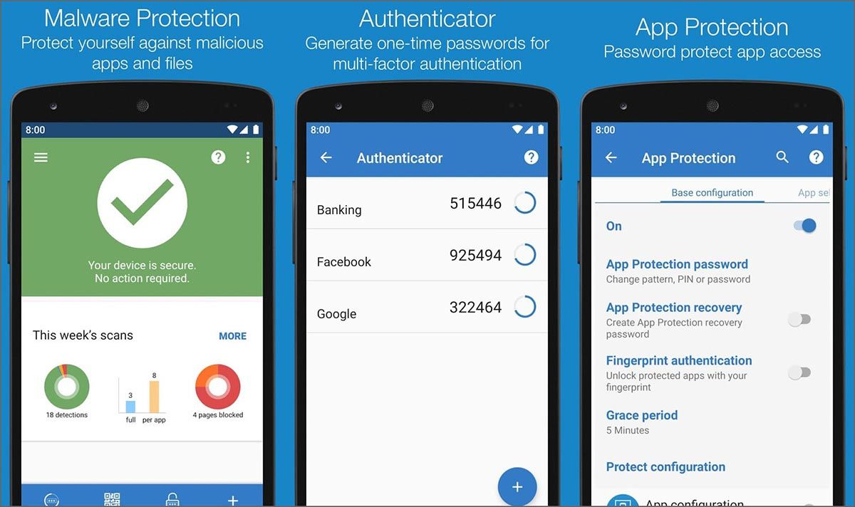 sophos android