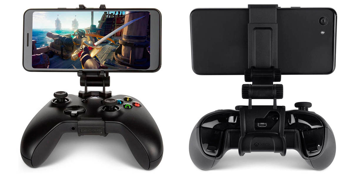 soporte control xbox móvil android