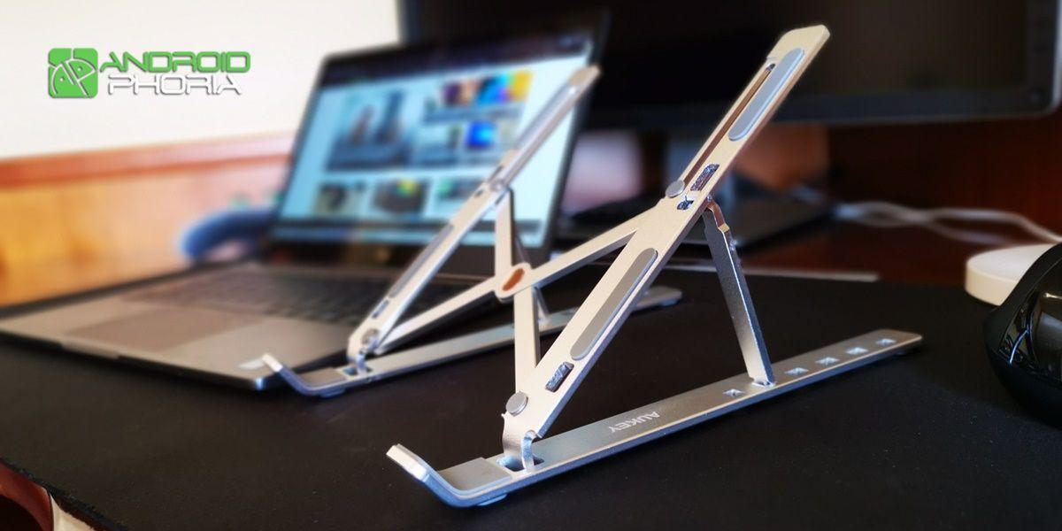 soporte para portatil AUKEY HD-LT07