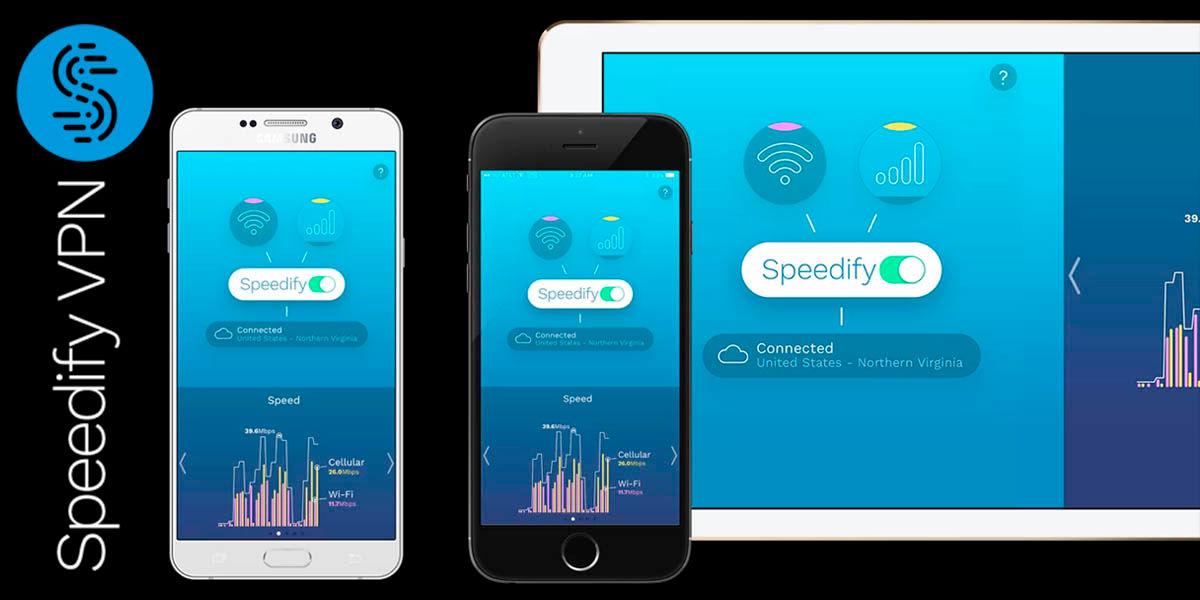 speedify la vpn gratis más veloz de todas