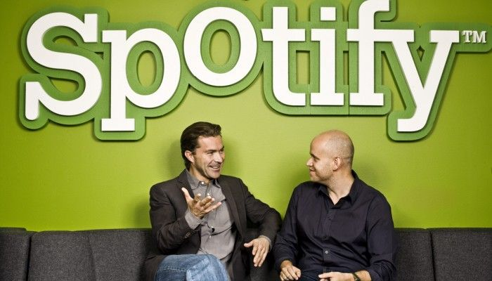 spotify introduce videos en su plataforma para competir con youtube