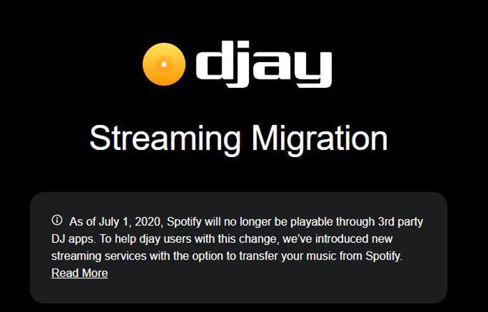 spotify djay