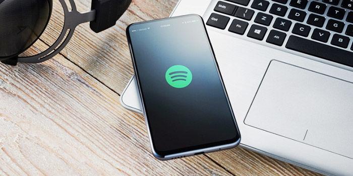 spotify escucha compartir