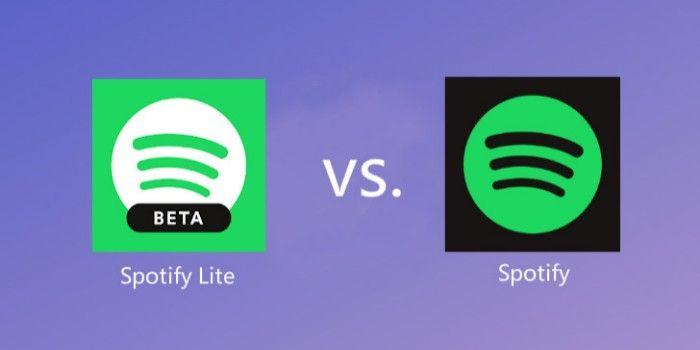 spotify vs spotify lite cual es mejor