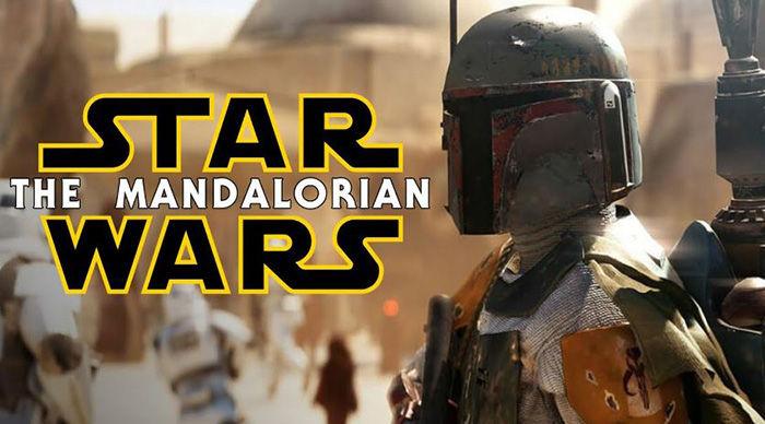 star wars serie de Disney Plus