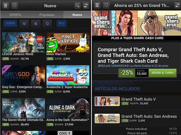 steam para android1