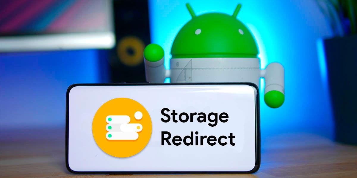 storage redirect