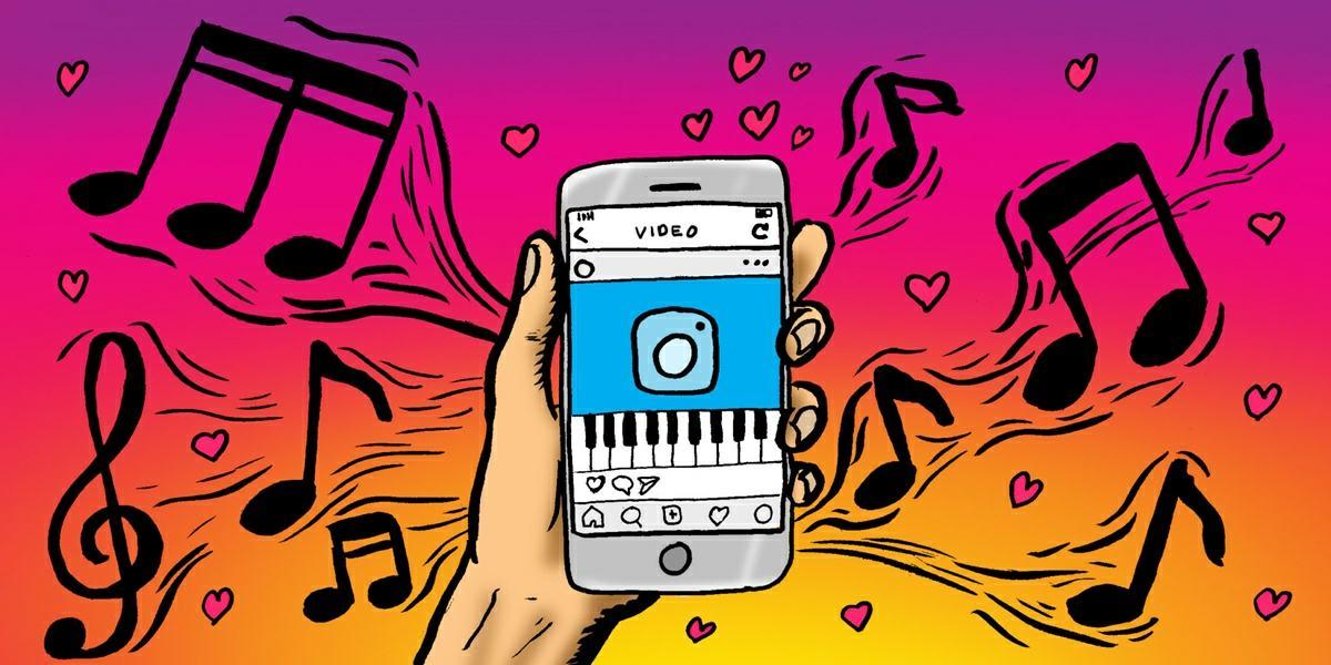 subir musica a instagram sin vulnerar los derechos de autor