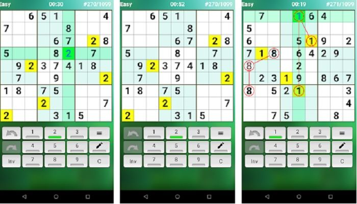 sudoku puzzle android