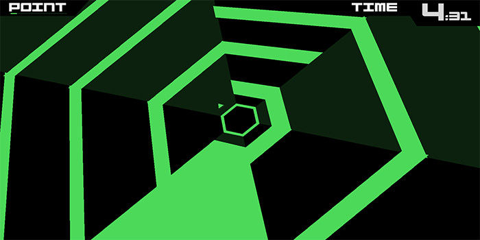 super hexagon android