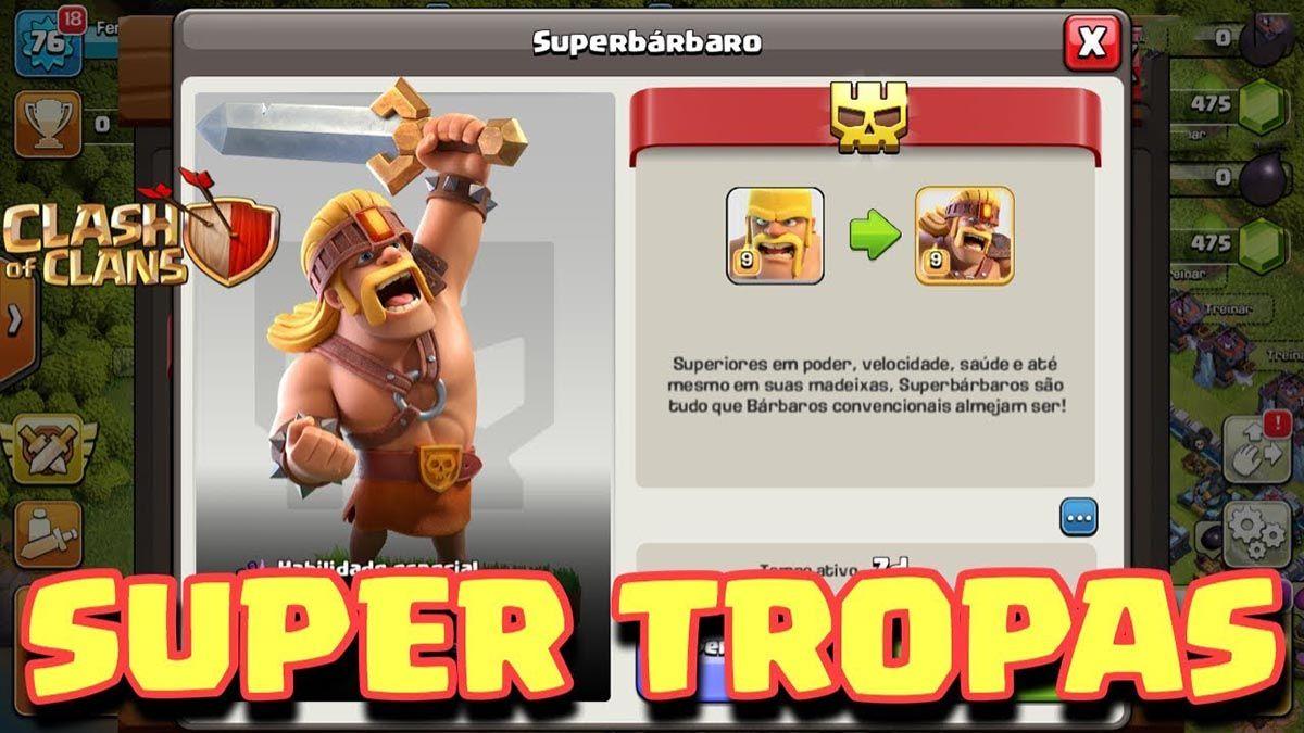 super tropas