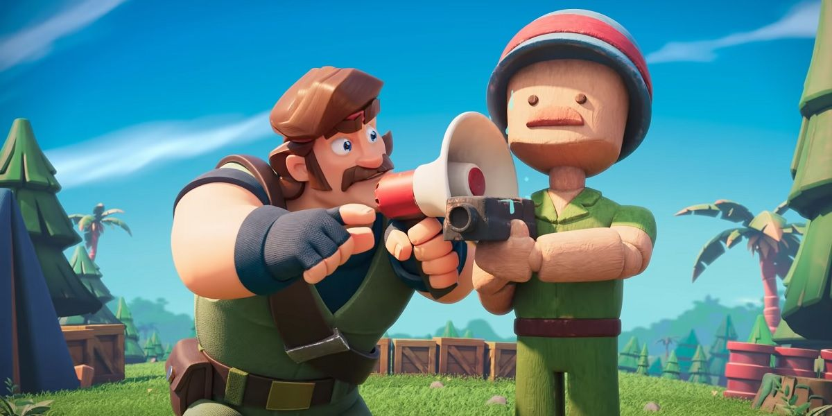 supercell cancela rush wars