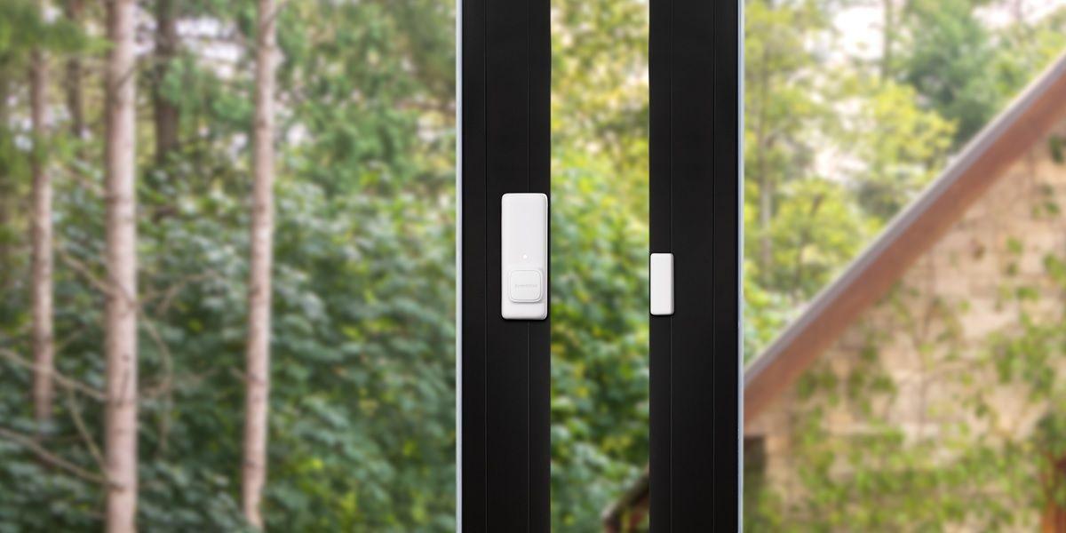 switchbot contact sensor en puerta