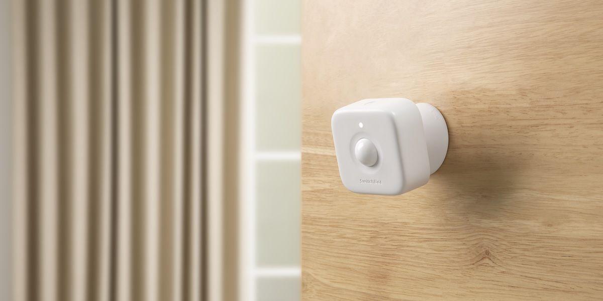 switchbot motion sensor