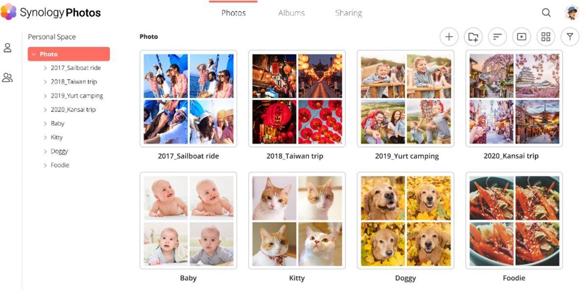 synology photos
