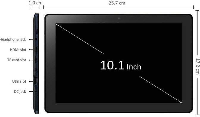 tablet android y windows barata pipo w3f1