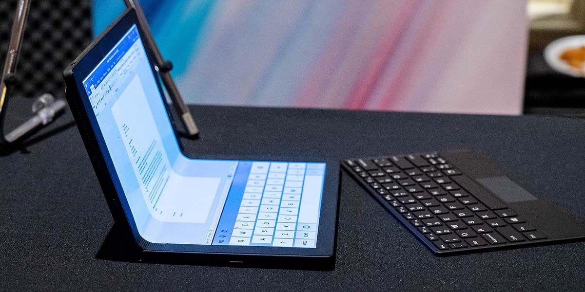tablet plegable futuro de las portatiles sony tablet p pionera