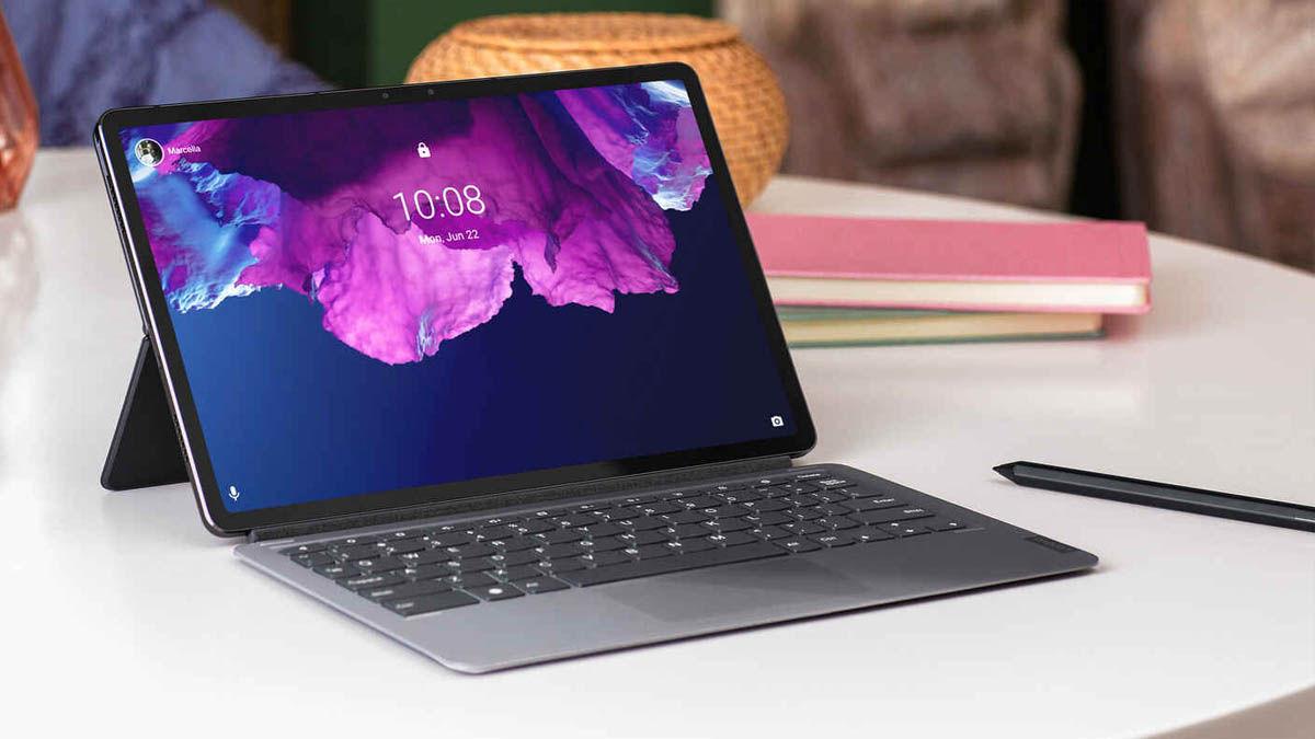 tablet todo en uno trabajo lenovo tab p11 pro