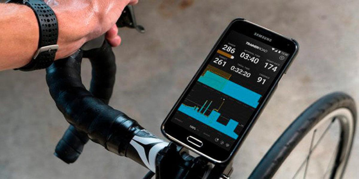 Las 5 mejores apps de android para ciclistas
