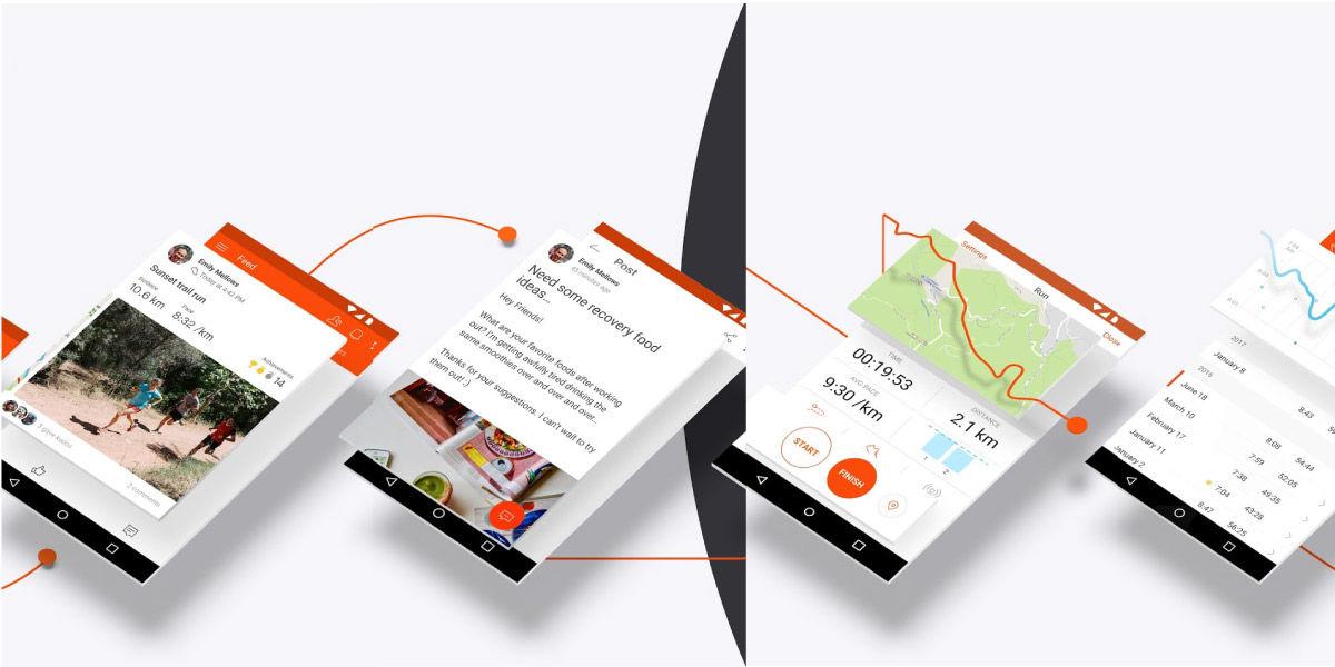 te traemos Las 5 mejores apps de android para ciclistas