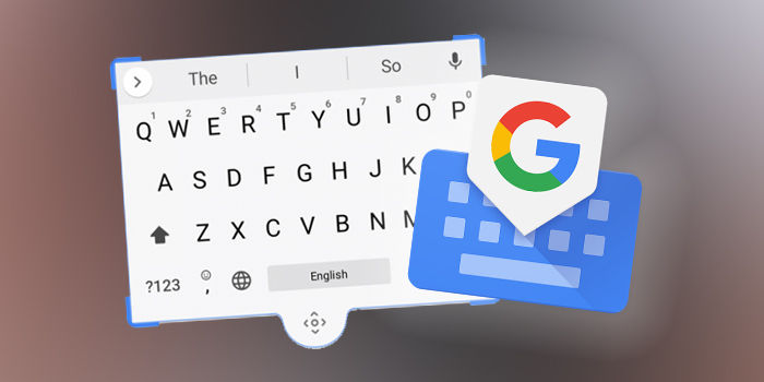 teclado flotante gboard usar
