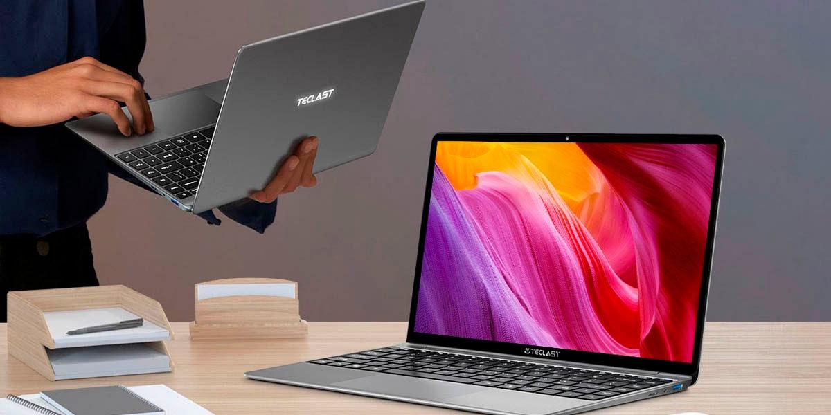 teclast f7 plus portátil ultra ligero con el mejor precio, descuentos verano 2020