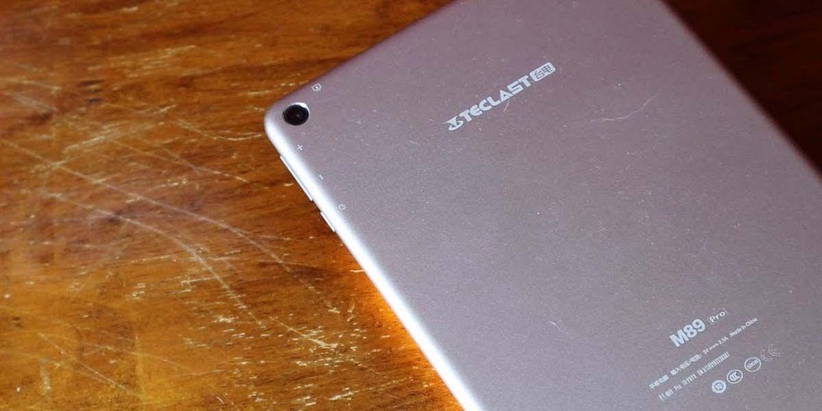 teclast m89 pro mejor tablet por menos de 100 euros cuarentena covid-19