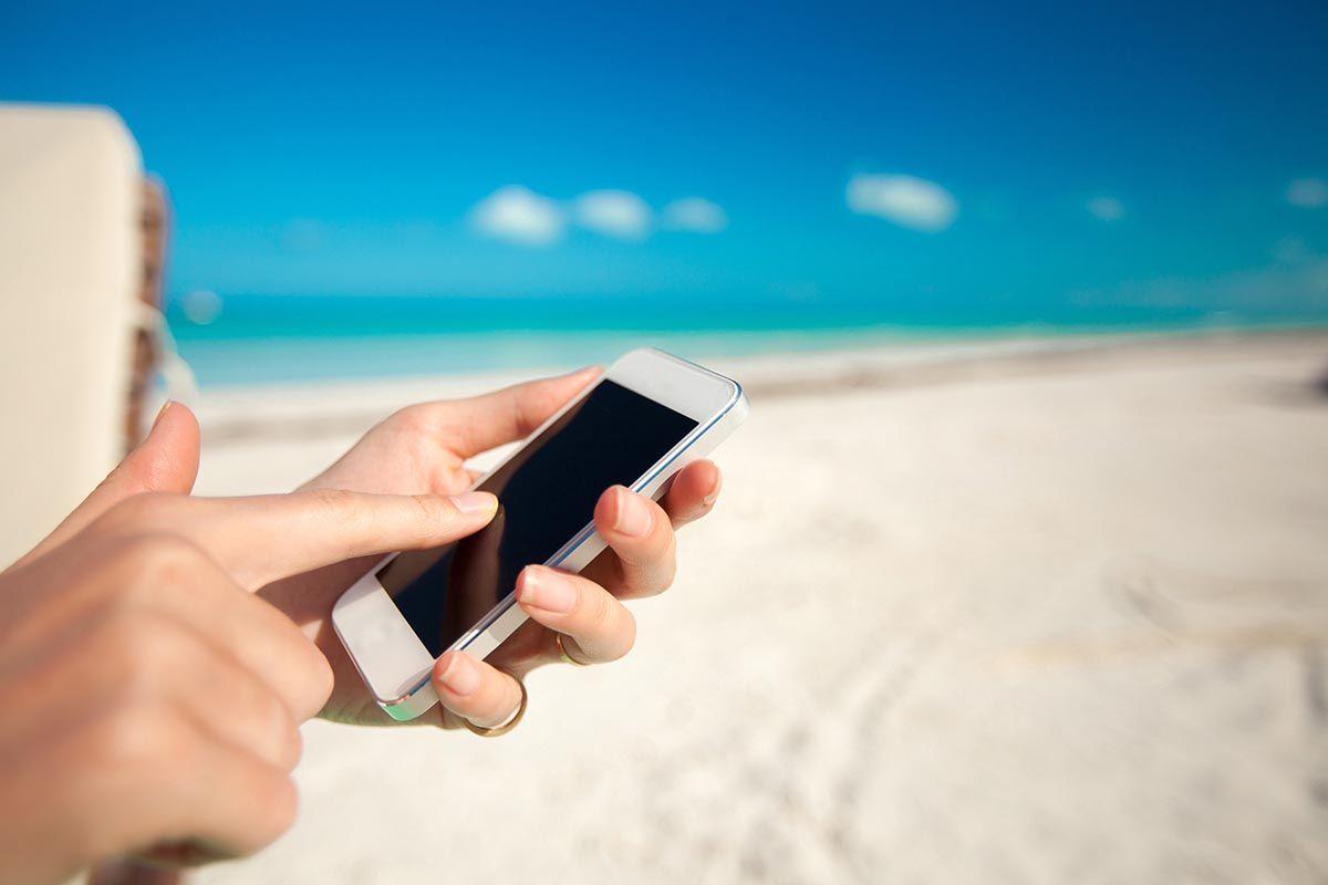 telefono playa