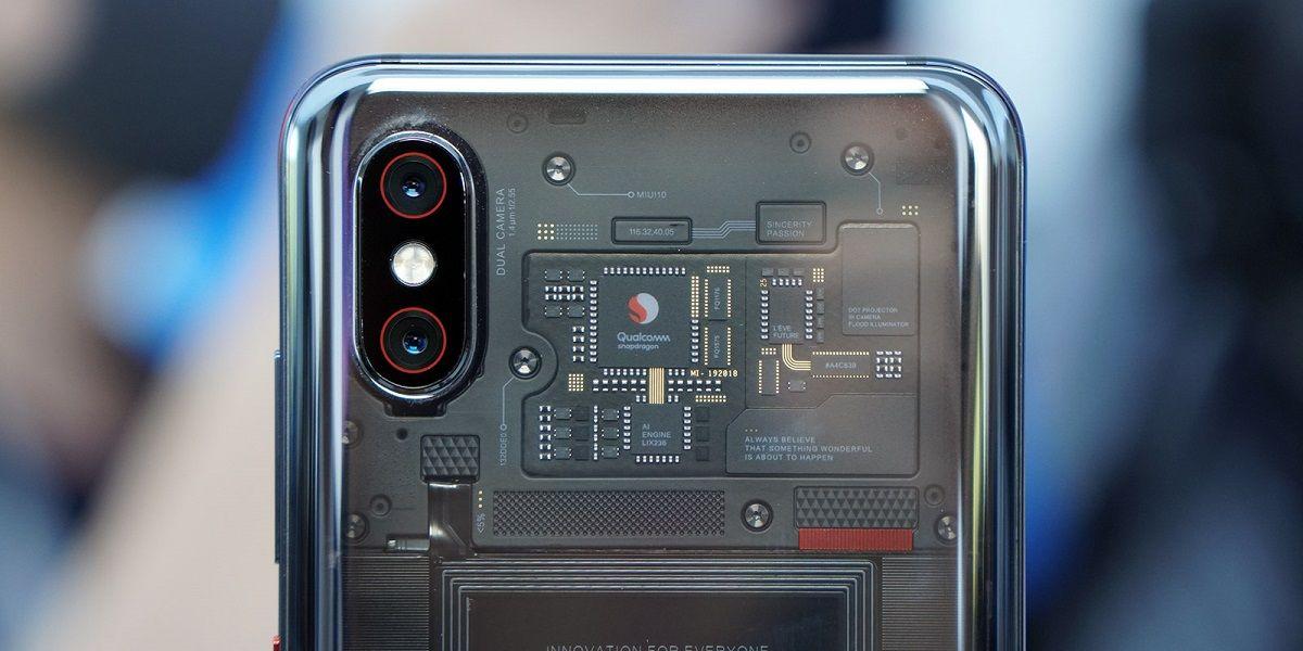 telefono transparente