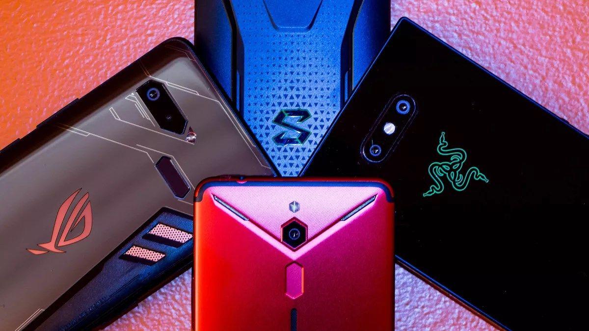 telefonos gaming