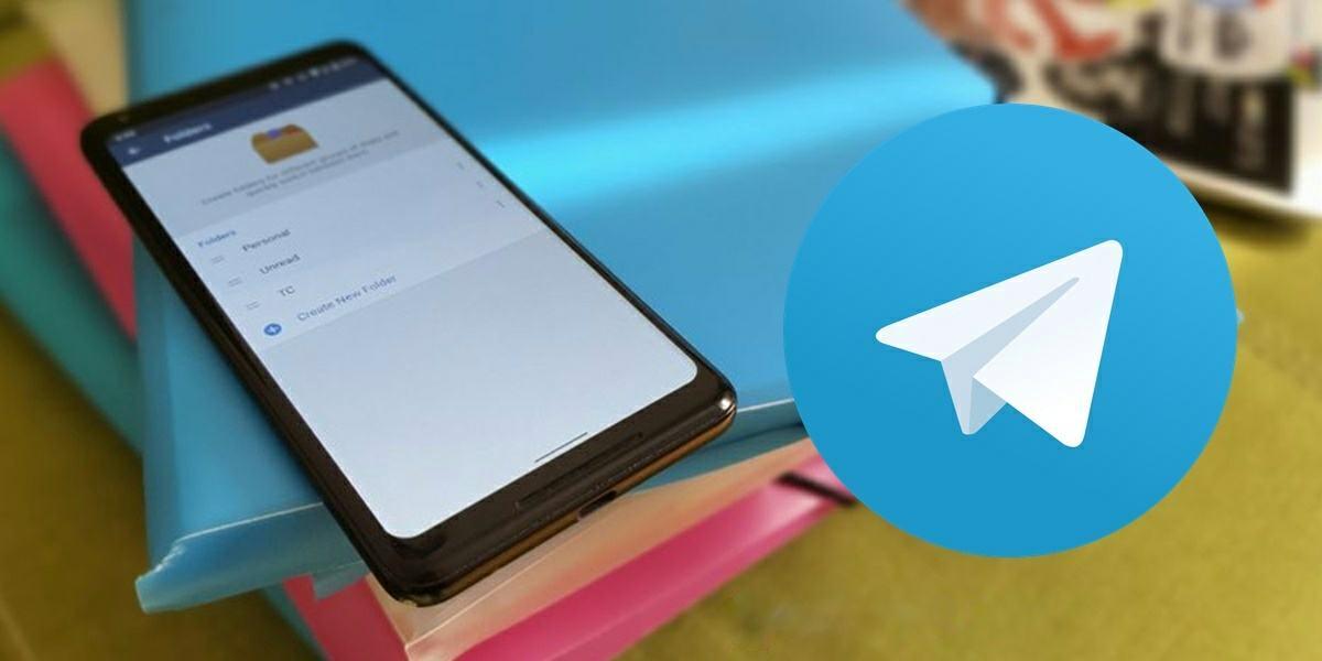 Novedades de Telegram 6.0
