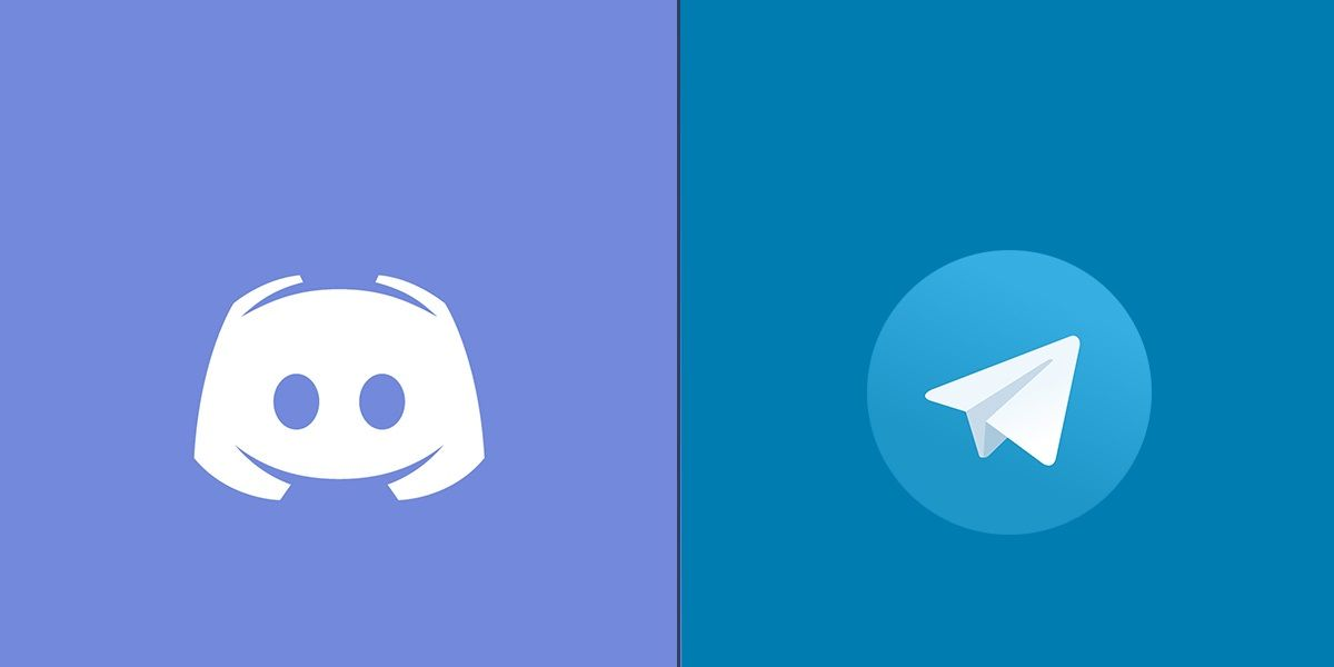 telegram discord