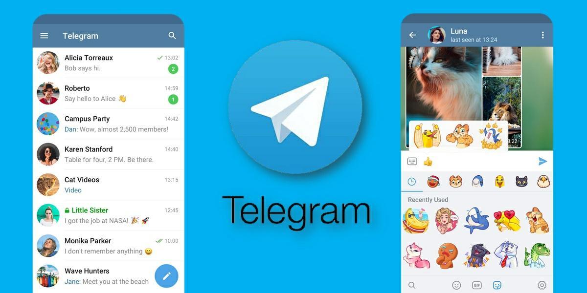 telegram mejor app mensajeria android