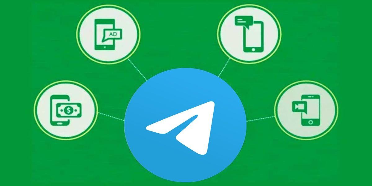 telegram multiples servicios