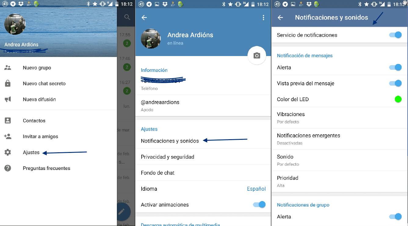 telegram-notificaciones
