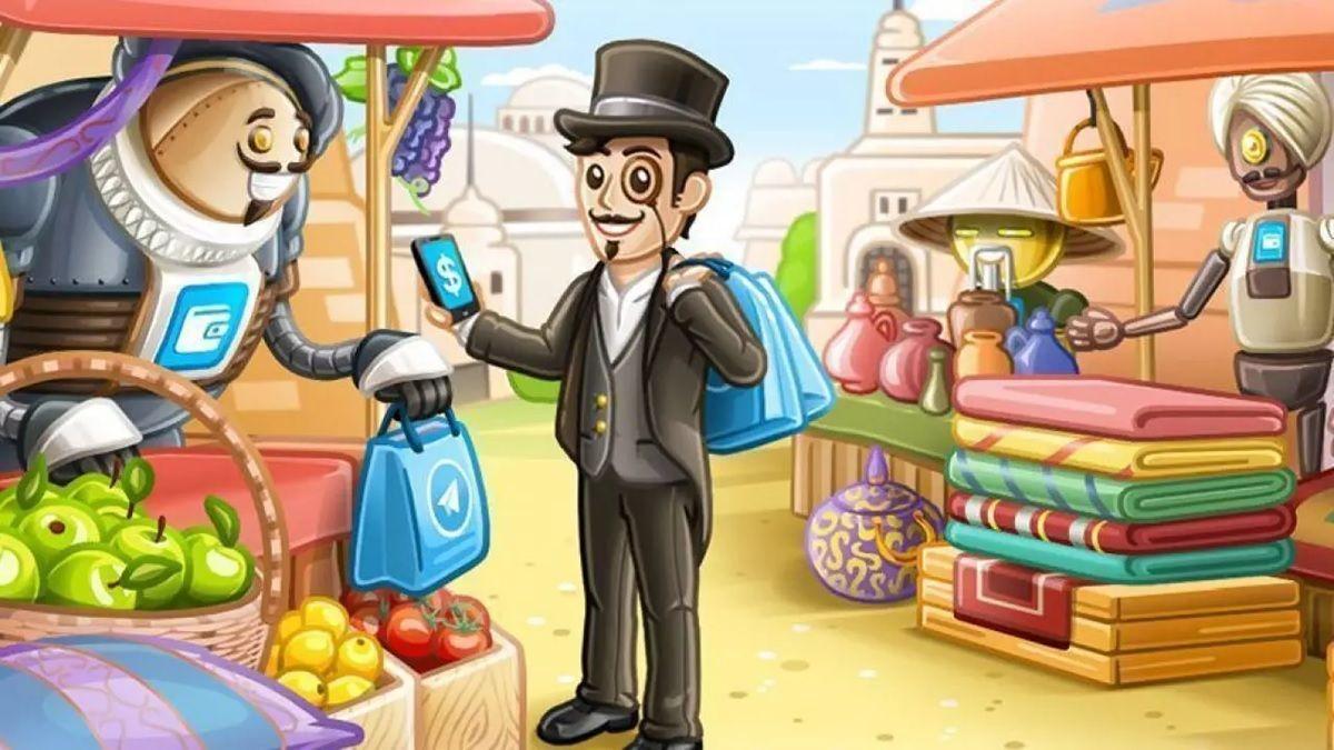 telegram pagos app